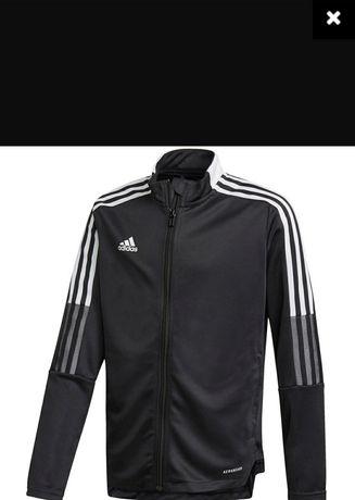 Nowa śliczna bluza Adidas 128 Tiro
