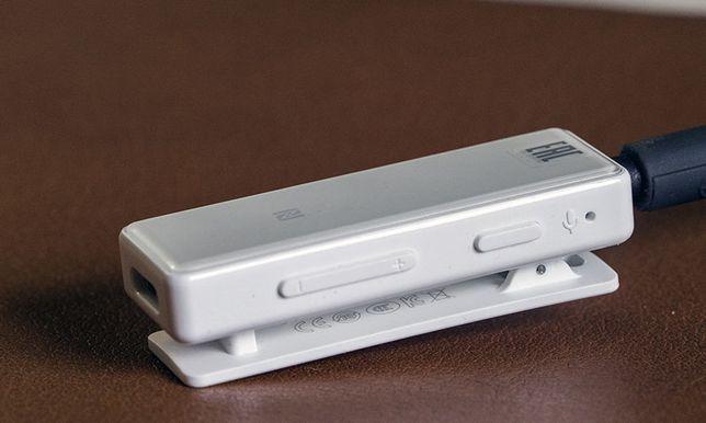 FiiO uBTR - компактный Bluetooth ресивер | усилитель для наушников