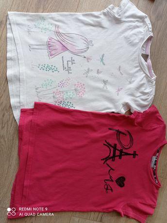 Koszulki, t-shirty 134 Reserved,hm,zara