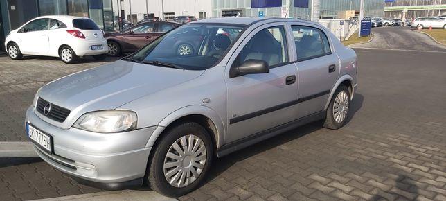 Opel Astra Salon Polska