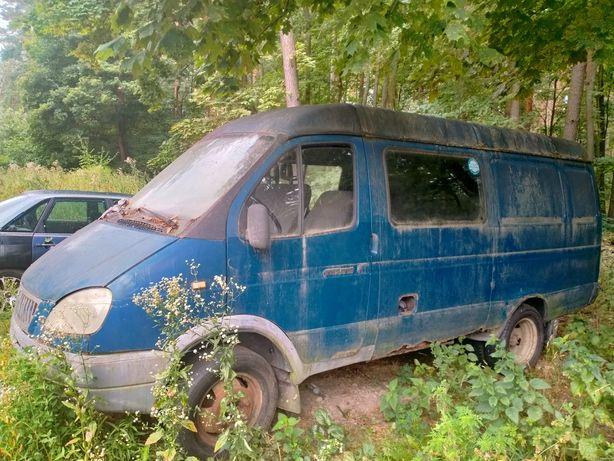 Газель ГАЗ 2705 Грузопассажирскый