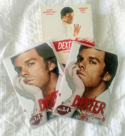 Dexter Sezon 1 DVD x 4