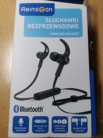 Słuchawki bezprzewodowe bluetooth Reinston