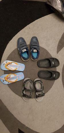 Buty dla chłopca r. 30