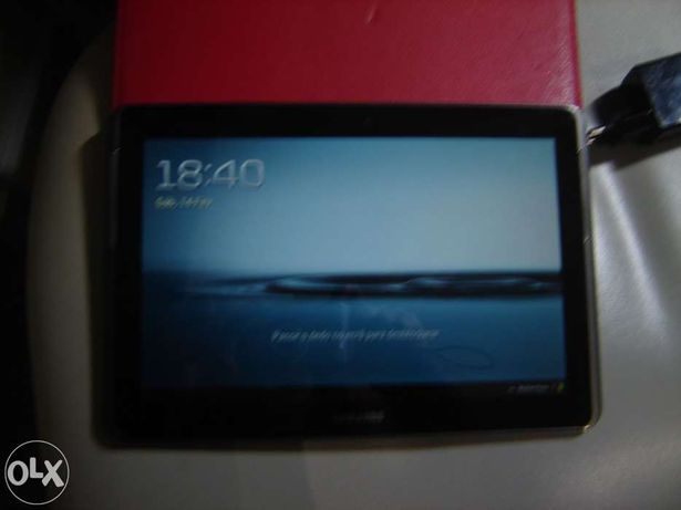 Tablet Galaxy Tab2 10.1 c/ carregador e capa