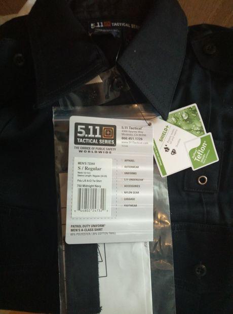 Тактическая форменная рубашка 5.11