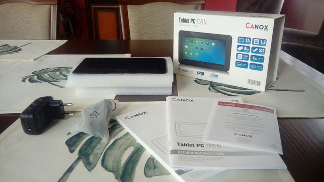 Tablet Canox