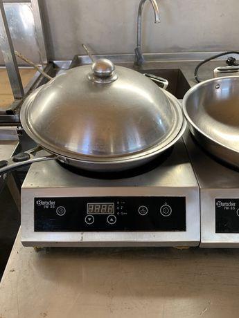 Плита индукционная вок Bartscher IW 35