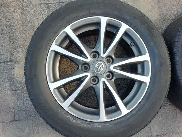 Felgi Toyota VERSO -Auris-Corolla-Avensis 6.5Jx16H2 5x114,3 ET39
