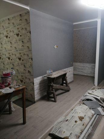 Ремонт квартир, домов, офисов. малярные работы, поклейка обоев.