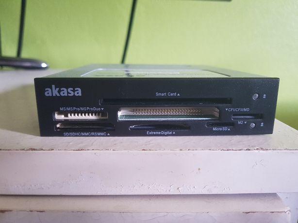 Leitor de cartões Akasa AK-ICR-09