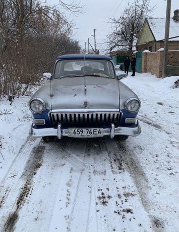Волга 21, реставрирована, полная шумоизоляция