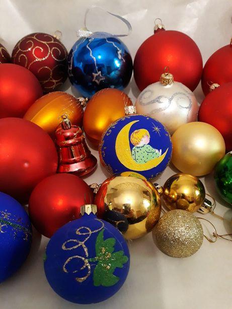 Новогодние шары, елочные игрушки