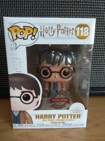 #118 Harry Potter 2 Wands Funko POP