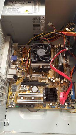 ПК 2 ядра, 4 ГБ, 500 ГБ за 5500 рублями