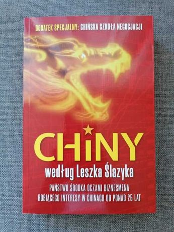 Chiny według Leszka Ślazyka - NOWOŚĆ!!!
