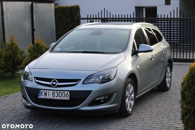 Opel Astra Opel Astra J4 COSMO 1.6 CDTI 110KM 2015r.