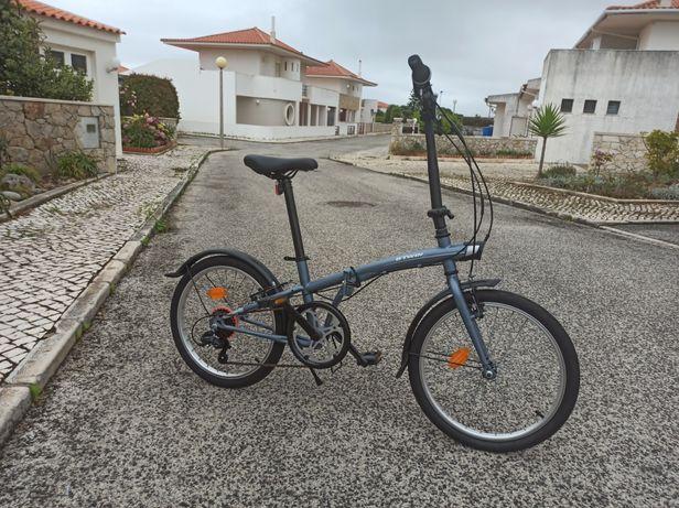 btwin tilt 120 - Bicicletas dobráveis  - duas unidades