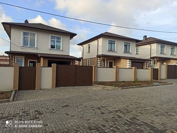 РАССРОЧКА БЕЗ УДОРОЖАНИЯ Готовый дом с террасой+гараж,140м, 6 соток
