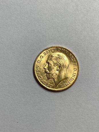 Золота монета 1915