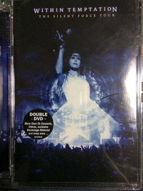 DVD duplo Within Temptation
