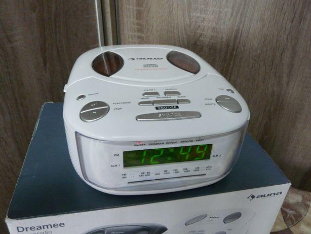 Стерео Будильник радио Германия CD FM Dreamee SL Радио + будильник