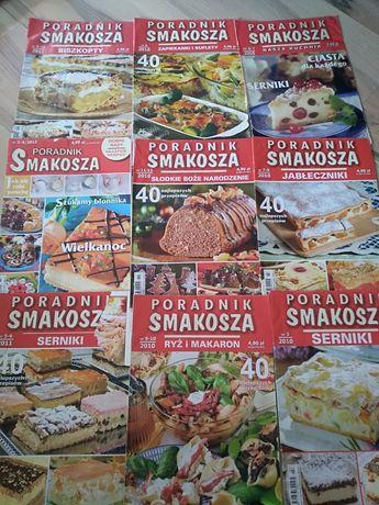 Czasopismo Poradnik Smakosza przepisy kulinarne