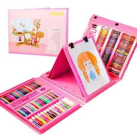 Art set Детский художественный набор для рисования и творчества