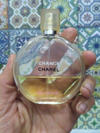духи chanel chance, Dolce&Gabanna, Chloe love