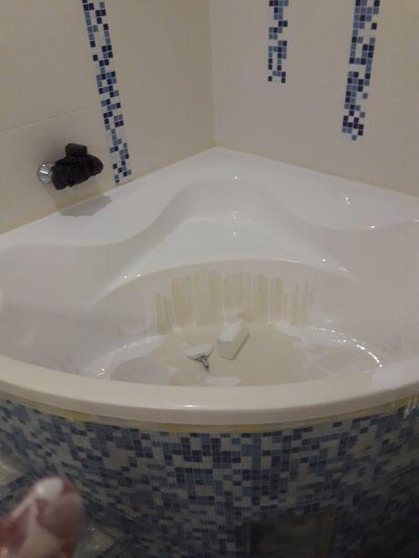 Реставрация ванн методом наливная ванна