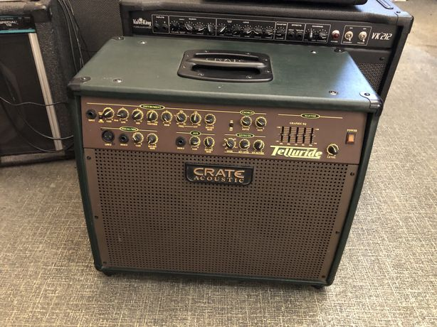 Комб акустический Crate CA125D
