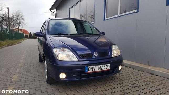 Renault Scenic Ładny stan 1.6 benzyna klimatyzacja po opłatach