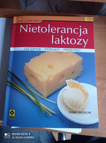 Nietolerancja laktozy Książka