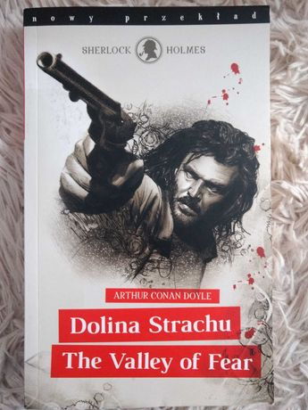 ANG/ PL Dolina strachu/ The valley of fear -Arthur Conan Doyle