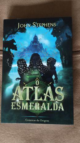 Livro O Atlas Esmeralda