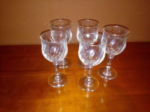 Conjunto 5 copos vidro