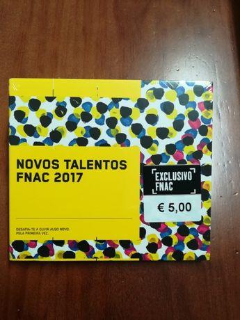 CD - Novos Talentos FNAC 2017