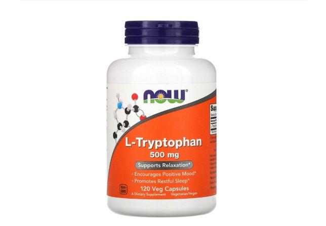 L-триптофан, 500 мг (105 капсул)