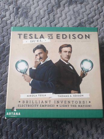 Gra Tesla vs Edison duel.