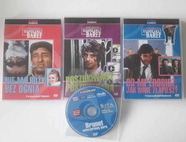 DVD - 4 komedie Barei.