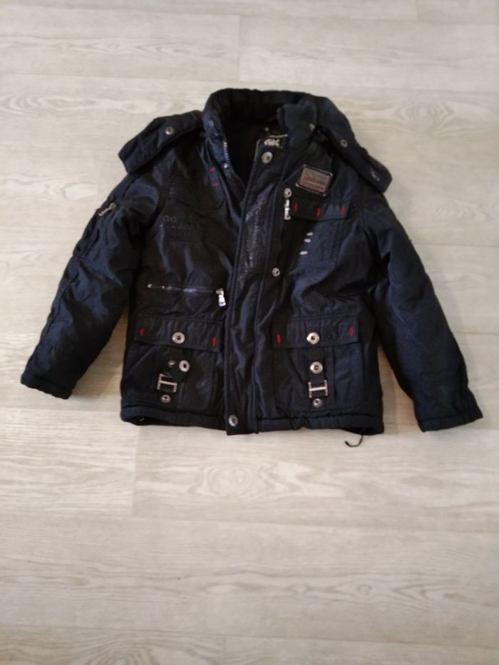 Куртка зимняя 7-8 лет. Полтава - изображение 1