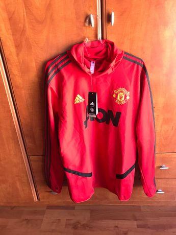 Camisola Manchester United Adidas Oficial 2020 Futebol L