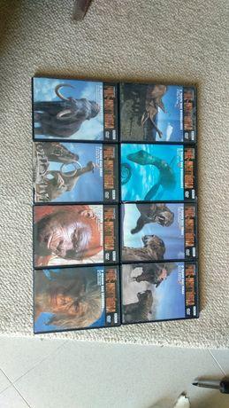 Coleção dvd PRE-HISTORIA