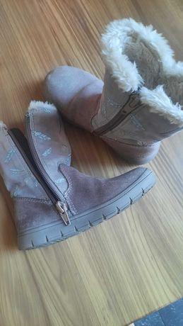 Buty zimowe,kozaczki