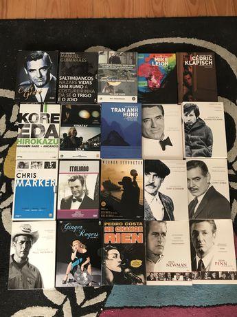 Vendo Caixas DVD vários géneros