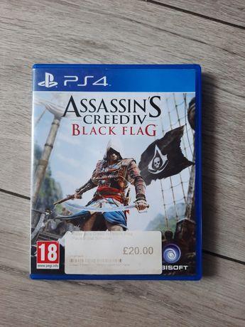 Gra na PS4 Assassin's Creed IV Black Flag