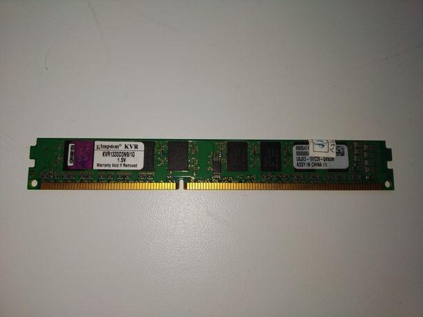 Оперативка DDR3-1333 Kingston 1Gb под Intel или AMD