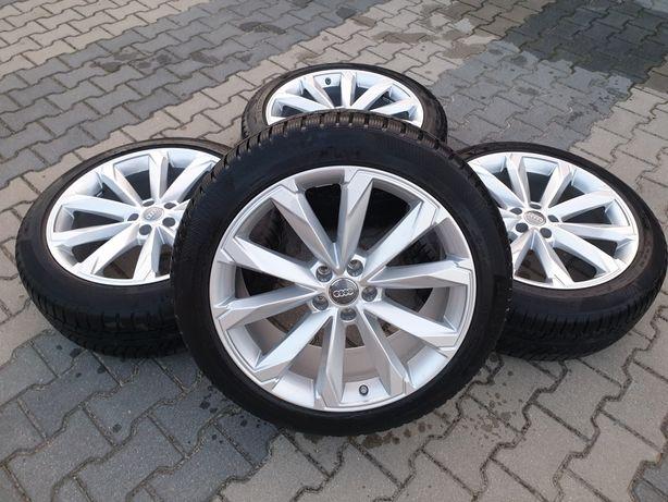 Oryginalny Komplet Kół Zimowych 20 cali Audi A6 C8 Alloard 4K9