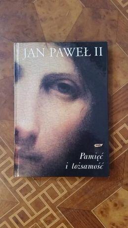 Jan Paweł II - Pamięć i tożsamość. ZNAK Kraków 2005.