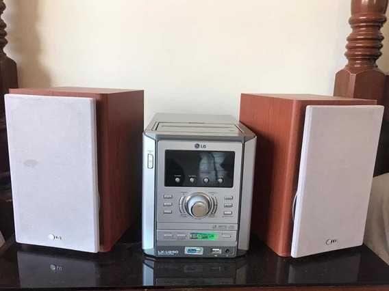 Aparelhagem Stereo LG